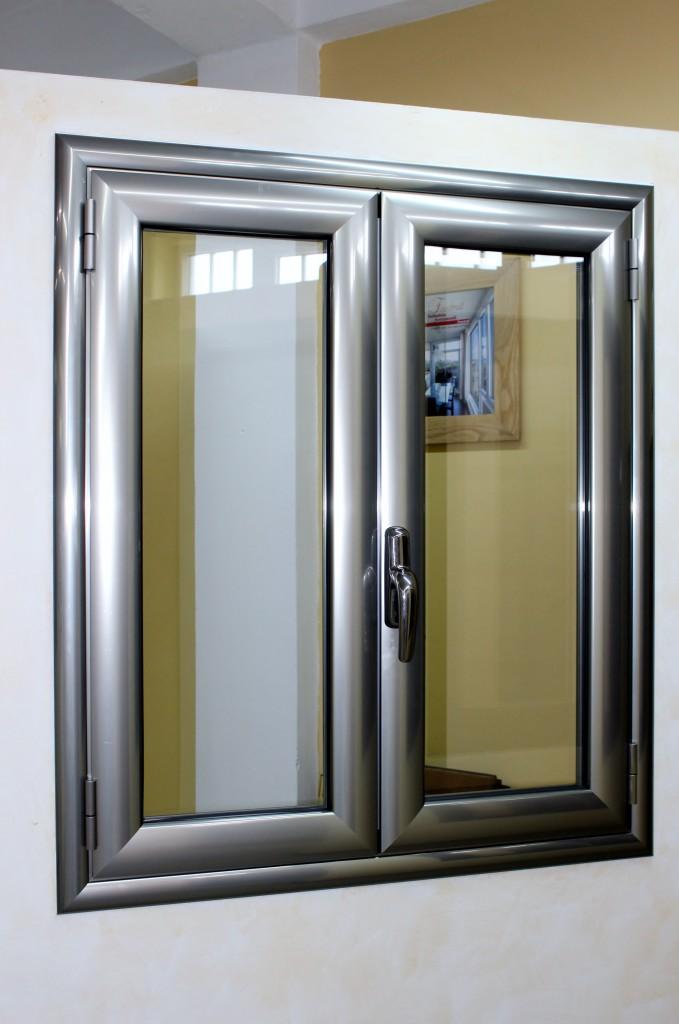 Infissi alluminio taglio termico finestrall for Trasmittanza infissi