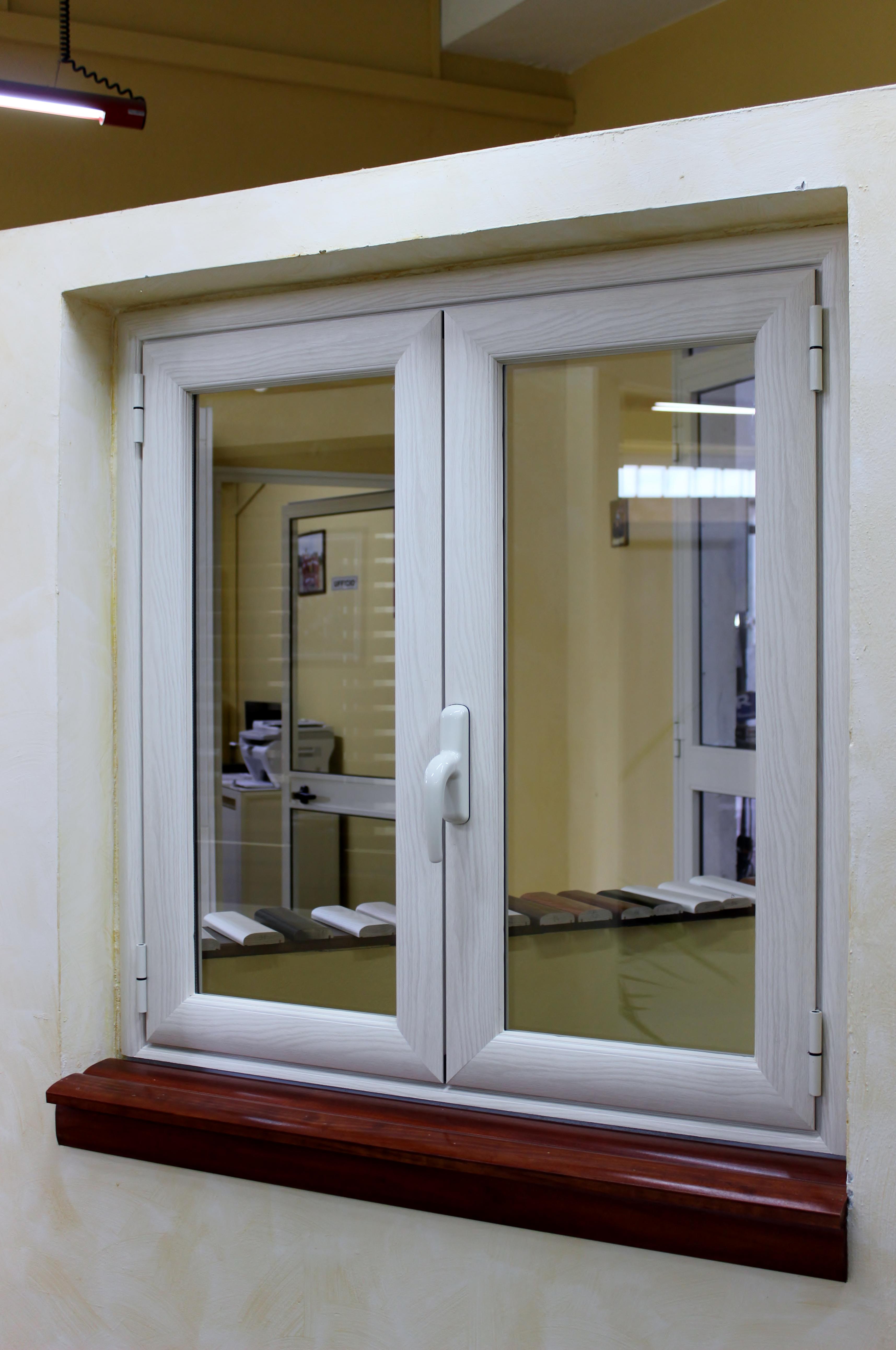 Infissi Serramenti alluminio vetro camera