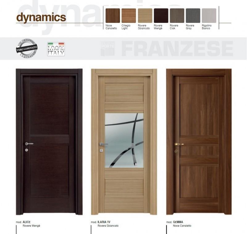 porte interni finestrall linea dynamics