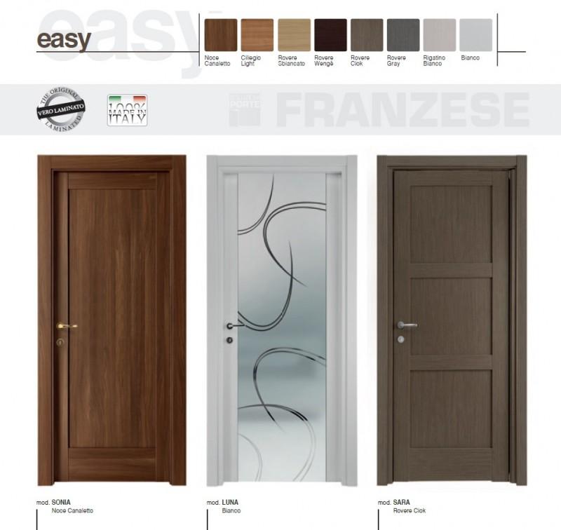 porte interne finestrall linea easy