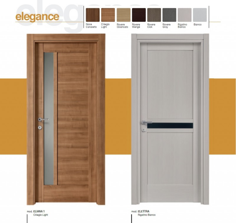 porte interne finestrall linea elegance