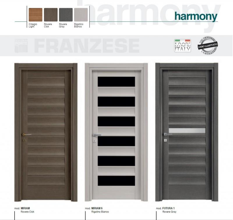 porte interni finestrall linea harmony
