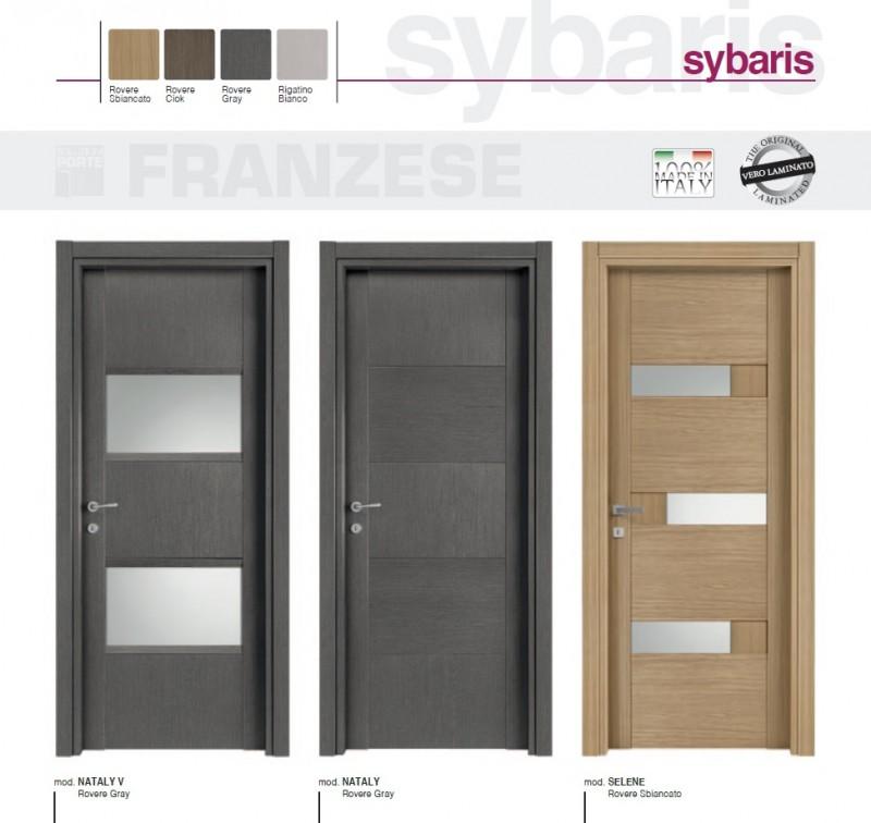 porte interni finestrall linea sybaris