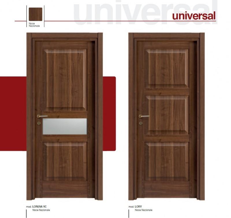 porte interni finestrall linea universal